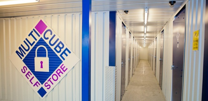 Multicube Self Storage Leeds