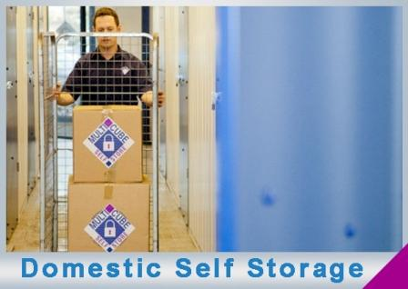 domestic self storage in Leeds