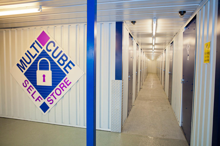 commercial self storage in Leeds