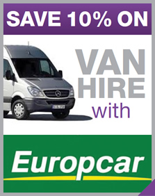 Van Hire in Leeds